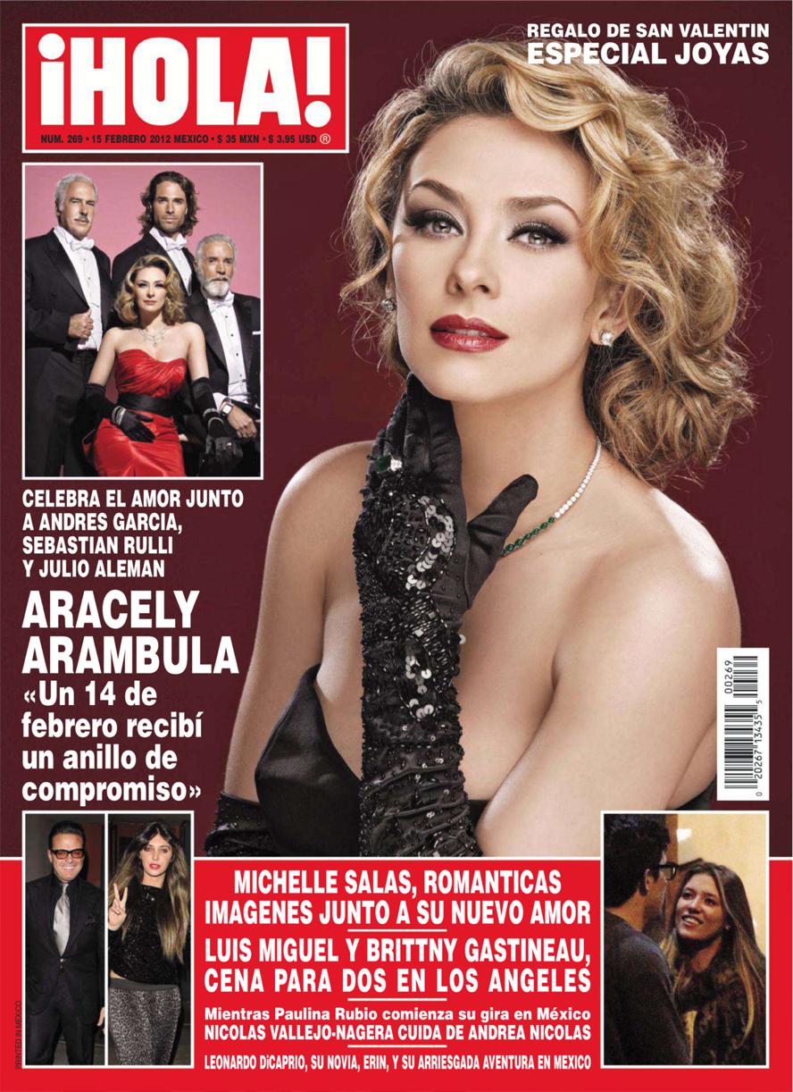 Amores Verdaderos , Aracely Arámbula , Julián Gil , Nicandro Díaz ...